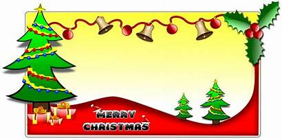 Christmas Clipart Card Cards Clip Greeting Gift