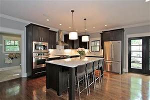 20 Pictures Of Kitchen Island Designs With Seating