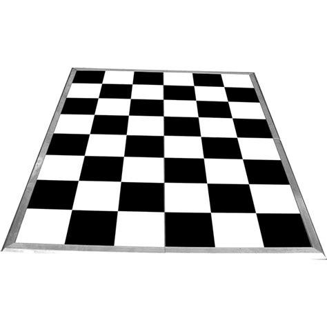 black and white linoleum black and white portable interlocking flooring