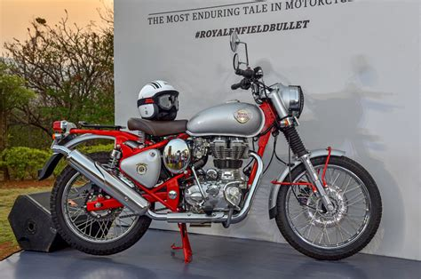 Enfield Bullet 350 2019 by 2019 Royal Enfield Bullet Trials Works Replica 350 Image