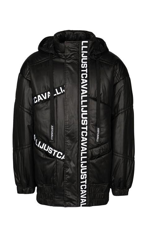 Just Cavalli Down Jacket Men | Official Online Store