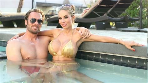 Too Bling For Germany: Baywatch Couple's $100k A Month