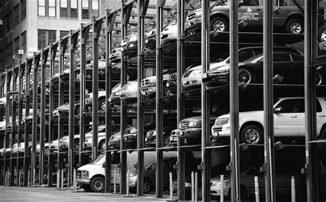 Automatic Car Parking System In India