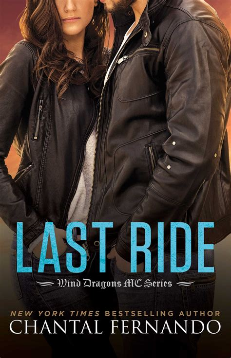 Last Ride Ebook By Chantal Fernando  Official Publisher