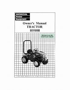 H5518h Manuals