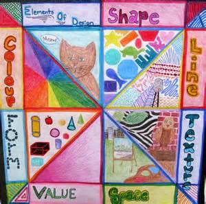 Elements of Art Lesson