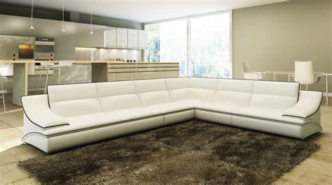 canape noir et blanc cuir canape d angle cuir blanc ikearaf com