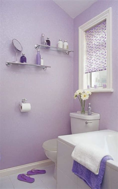 awesome purple bathroom design ideas interior god