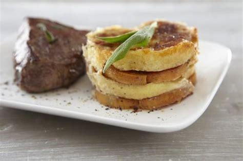 cuisiner les quenelles recette gratin de quenelles nature et patate douce pavé