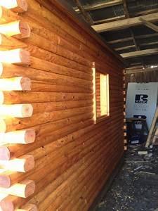 Landscape Timber Cabin Plans Plans DIY Free Download