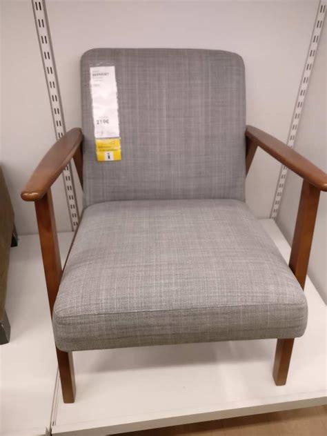 repose tête pour canapé test avis fauteuil vintage ekenaset de ikea