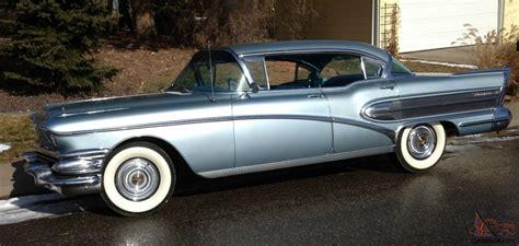 1958 Buick Roadmaster Series 75 4 Door Hardtop