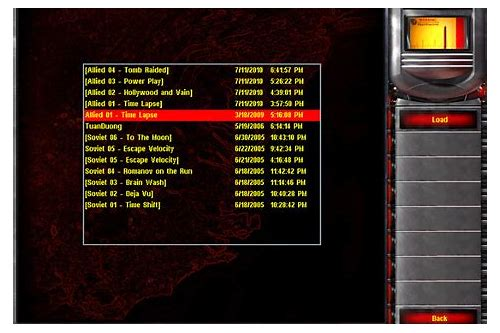 download red alert 3 full myegy