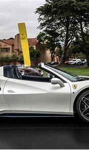 Ferrari 488 Pista Spider Debuts at Pebble Beach | HYPEBEAST