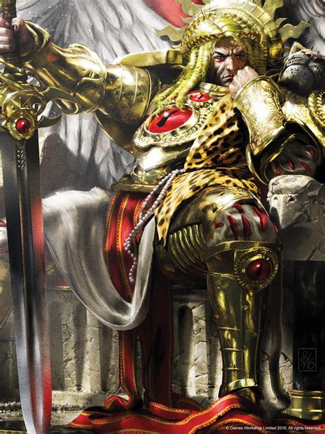 sanguinius grounded image warhammer  fan group mod db