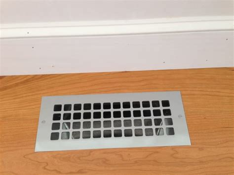 flush mount floor registers for tile gurus floor