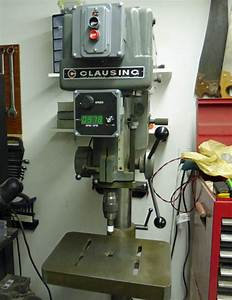 Drill Press Mods