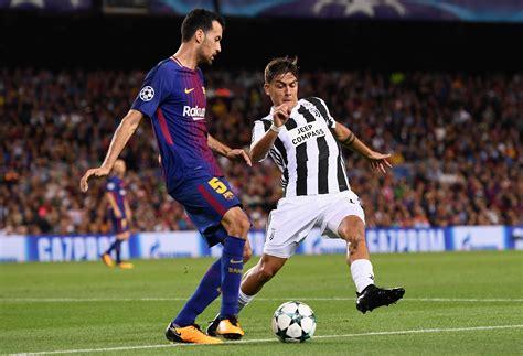 Juventus vs FC Barcelona - Champions League ...