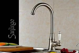 Mitigeur Cuisine Retro : lavabo cuisine mitigeur robinet poign e c ramique aspect ~ Edinachiropracticcenter.com Idées de Décoration
