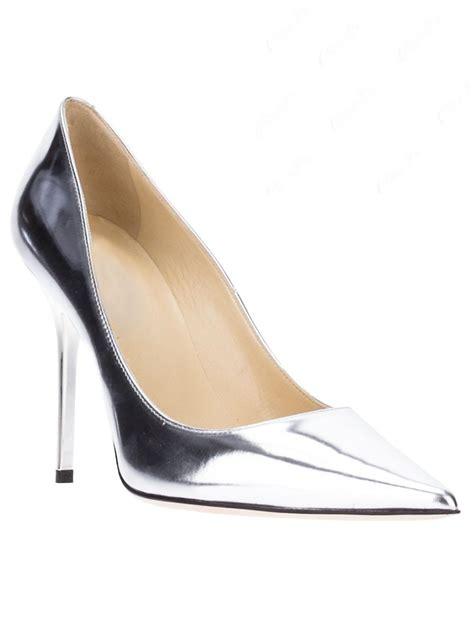 Silver Stiletto Heels | Fashionate Trends