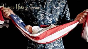 Photographer Fights Backlash Over Baby Wrapped in American ...