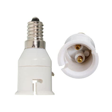 bayonet bulb socket converter bulb socket small e14