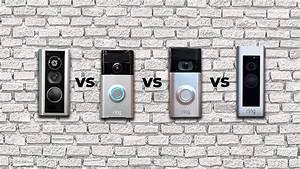 Ring Peephole Cam Vs  Ring Video Doorbells  1  2  U0026 Pro