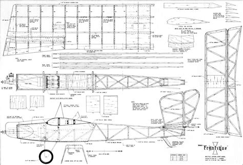 wood balsa wood plane plans   plans