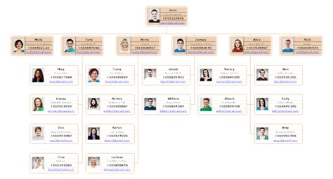 school organizational chart lots  school organization