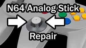 Stick Fix : n64 analog stick repair youtube ~ Eleganceandgraceweddings.com Haus und Dekorationen