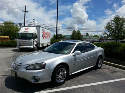 "Find Used 2004 Pontiac Grand Prix Gtp....rare ""g"" Edition"