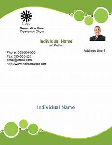 Free business card templates for cardworks business card maker for Business card maker template
