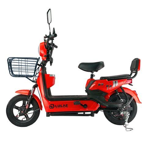 LULAE V8 จักรยานไฟฟ้าelectric bikeจักรยาน สกูตเตอร์ไฟฟ้ามี ...