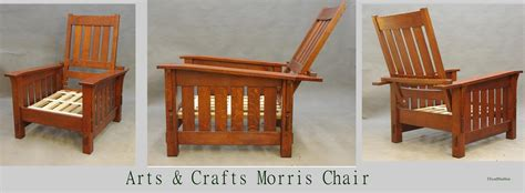 morris chair recliner plans pdf woodworking