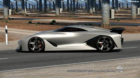 2020 Nissan Gran Turismo by Gran Turismo Nissan Concept 2020