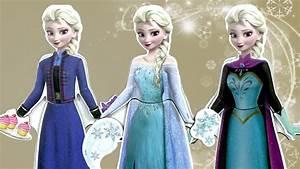 reine des neiges garde robe de princesse poupee magnetique With robe princesse des neiges