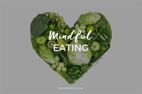 mindful eating amy kurtz