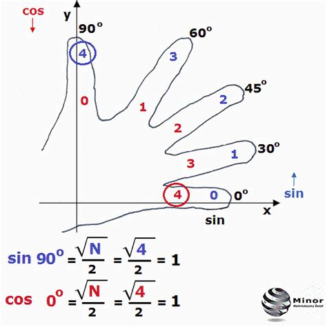 Interesting Show  How Calculate The Value Of The Sine, Cosine, Tangent And Cotangent Of The