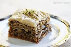 Baklava Recipe SimplyRecipes com