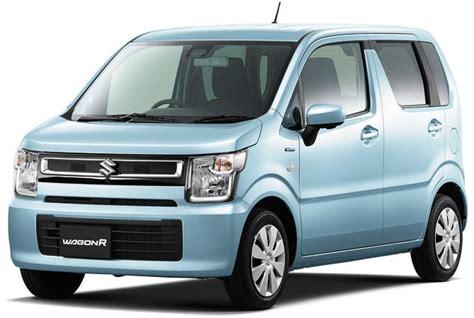 New Suzuki Wagon-R Hybrid Front photo, image, front view ...