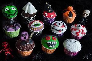 Recette Salée Halloween : cupcakes potiron p can aux pices pour halloween ~ Voncanada.com Idées de Décoration