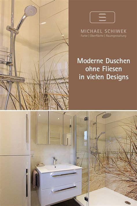 Wände Dusche Ohne Fliesen by Die Besten 25 Badezimmer Ohne Fliesen Ideen Auf