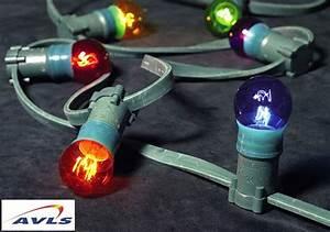 Guirlande Lumineuse Led Exterieur : guirlande exterieure pas cher ~ Melissatoandfro.com Idées de Décoration