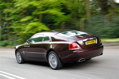 Rolls-royce Wraith Review (2017)
