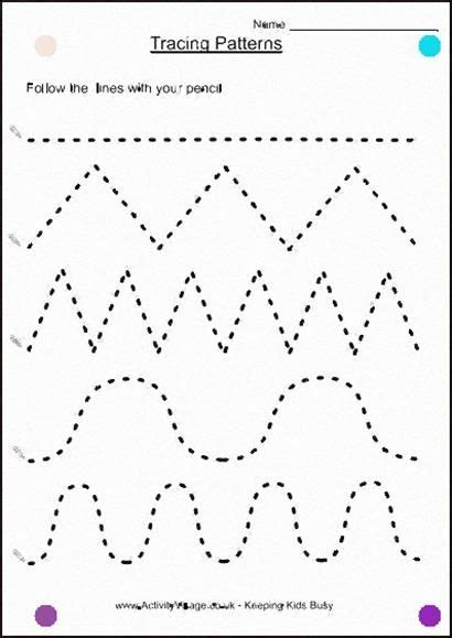 tracing worksheets   year olds  printable
