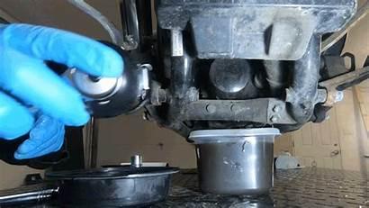 Oil Change Filter Suzuki C50 Boulevard M50