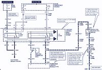 service owner manual  ford mustang wiring diagram