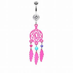 Turquoise Opal Dream Catcher Belly Bar Buy Belly Rings