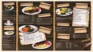 Plantillas Menu Restaurante Psd YouTube