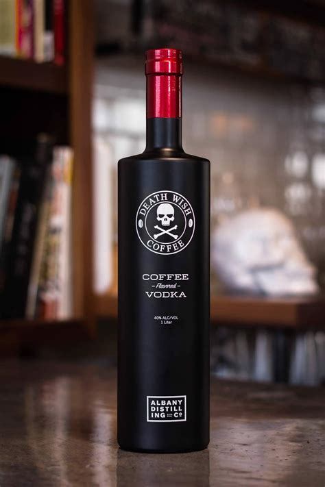 Harry gave me a few pointers on how to go about making my own so. Death Wish Coffee Vodka | All Over Albany